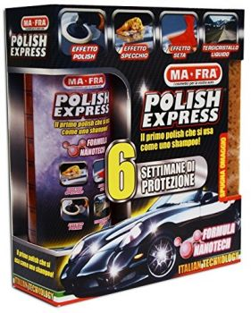MAFRA POLISH EXPRESS KIT 250 ML+ SPUGNA