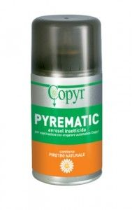 PYREMATIC SPRAY 250 ML