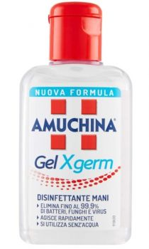 AMUCHINA GEL X-GERM PROF 80 ML