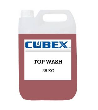 TOP WASH ROSSO 25 KG