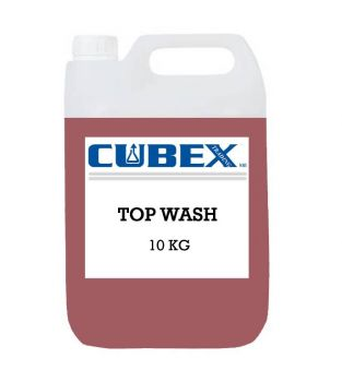 TOP WASH ROSSO KG 10