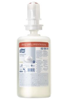 520801 ANTIMICROBIAL FOAM SOAP 1000ML TORK