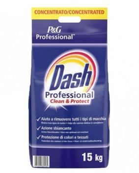 DASH PROFESSIONAL CLEAN & PROTECT 15 KG