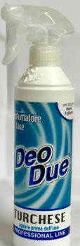 DEO DUE TURCHESE 500 ML