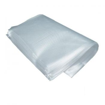 BUSTE SOTTOVUOTO GOFFRATE 12X20 CM (100PZ/CF)
